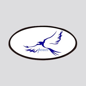 Peace Dove Patches