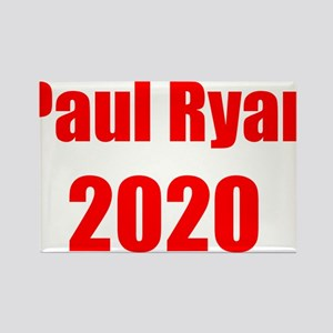 Paul Ryan 2020 Rectangle Magnet