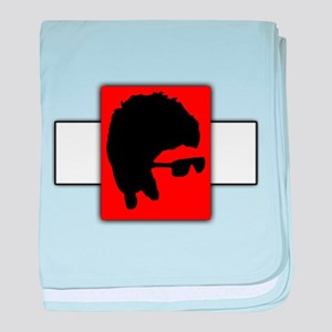 Rock Band Legend baby blanket