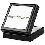 Knee-Knocker Keepsake Box