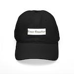 Knee-Knocker Black Cap