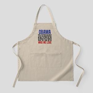 Obama Equality Apron