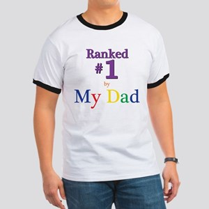 Ranked #1 by My Dad (SEO) Ringer T