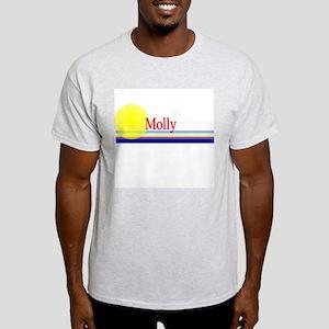 Molly Ash Grey T-Shirt