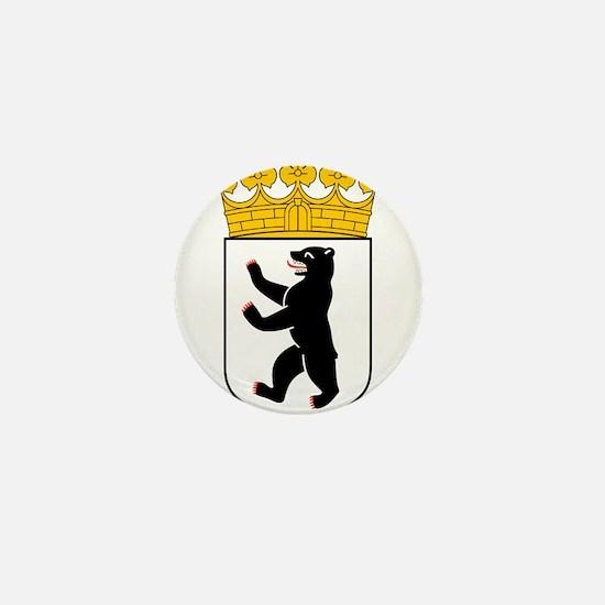 Berlin Wappen Mini Button