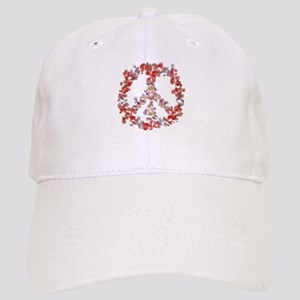 Attraction Flower Peace - Simple Cap