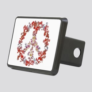 Attraction Flower Peace - Simple Rectangular Hitch