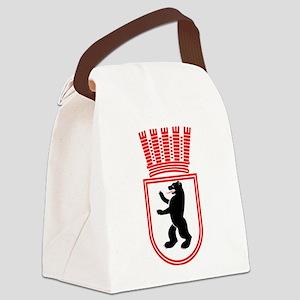 Berlin Wappen 1935 Ostberlin Canvas Lunch Bag