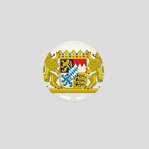Landeswappen Bayern Mini Button