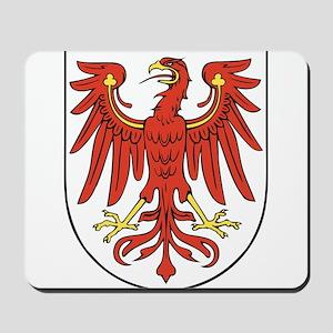 Brandenburg Wappen Mousepad