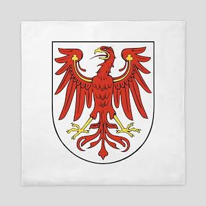 Brandenburg Wappen Queen Duvet