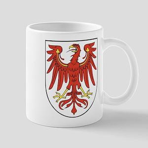 Brandenburg Wappen Mug