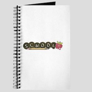School pencils Journal