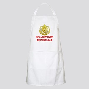 North West Mounted Police BBQ Apron