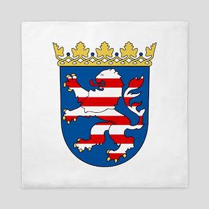 Hessen Wappen Queen Duvet