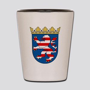 Hessen Wappen Shot Glass