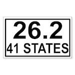 262in41 Sticker (Rectangle 50 pk)