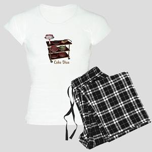 Cake Diva Women's Light Pajamas