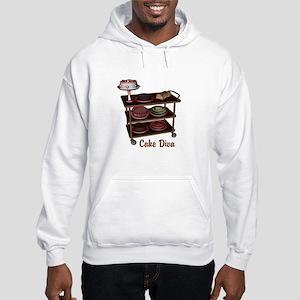 Cake Diva Hooded Sweatshirt