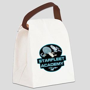 Star Fleet Academy Canvas Lunch Bag