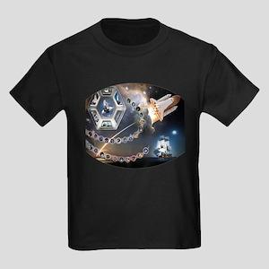 OV 105 Endeavour Kids Dark T-Shirt