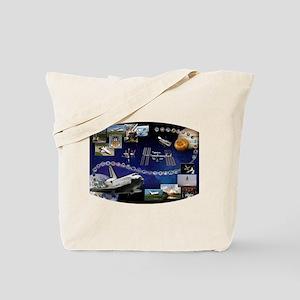 OV 104 Atlantis Tote Bag