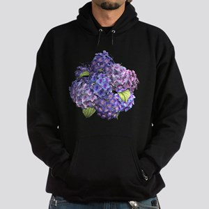 Hydrangea Hoodie (dark)