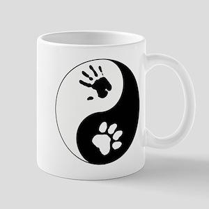 Big Cat Therian Ying Yang Mug