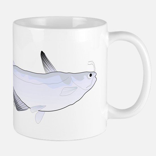 Blue Catfish fish Mug