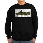 Flathead Catfish Sweatshirt (dark)