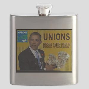 UNION SERVANT Flask