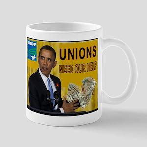 UNION SERVANT Mug