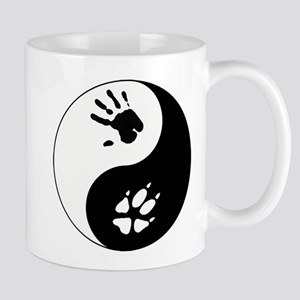 Fox Therian Ying Yang Mug