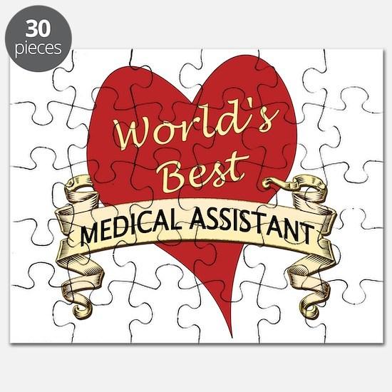 Unique Medical assistant Puzzle