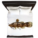 Madtom Catfish King Duvet
