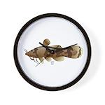 Madtom Catfish Wall Clock