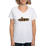 Madtom Catfish Women's V-Neck T-Shirt