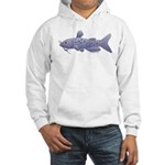 Channel Catfish Hooded Sweatshirt