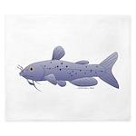 Channel Catfish King Duvet