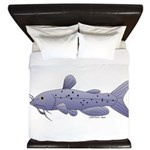 Channel Catfish King Duvet