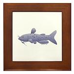 Channel Catfish Framed Tile