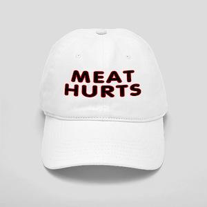 Meat hurts - Cap