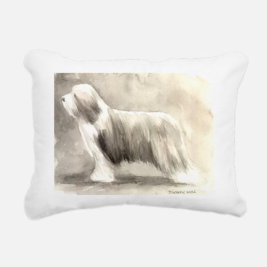 Unique Artwork Rectangular Canvas Pillow