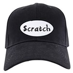 Scratch Black Cap