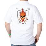Skull Golf Shirt