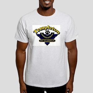 Bulldog Ash Grey T-Shirt