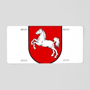 Niedersachsen Wappen Aluminum License Plate