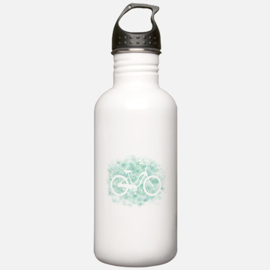 Beach Cruiser Water Bottle