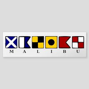 Malibu Sticker (Bumper)