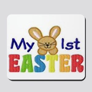 My 1st Easter Mousepad